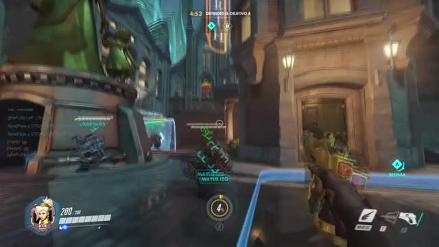 Watch and share Overwatch GIFs and Sniper GIFs on Gfycat