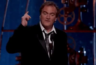 Watch and share Quentin Tarantino GIFs on Gfycat