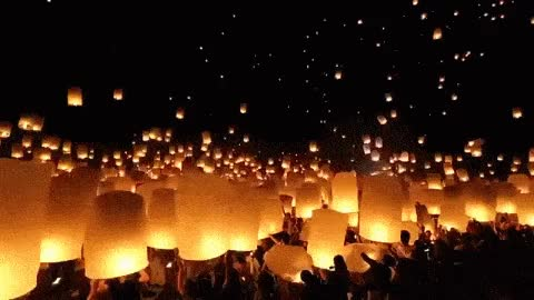 Watch and share Lantern Festival GIFs by Reactions on Gfycat