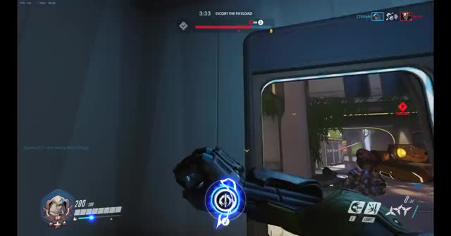 Watch and share Overwatch GIFs by jvvvc53 on Gfycat