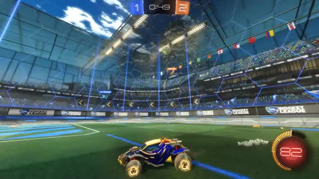 Watch Assist 2: CAMPEONES! GIF by Gif Your Game (@gifyourgame) on Gfycat. Discover more CAMPEONES!, Gif Your Game, GifYourGame, Rocket League, RocketLeague GIFs on Gfycat