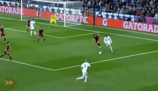 Watch and share Cristiano Ronaldo Fake Rabona GIFs by Эстетика Футбола on Gfycat