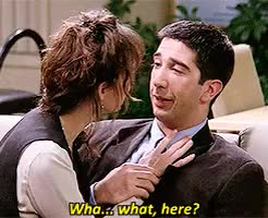 Watch and share David Schwimmer GIFs and Friendsedit GIFs on Gfycat
