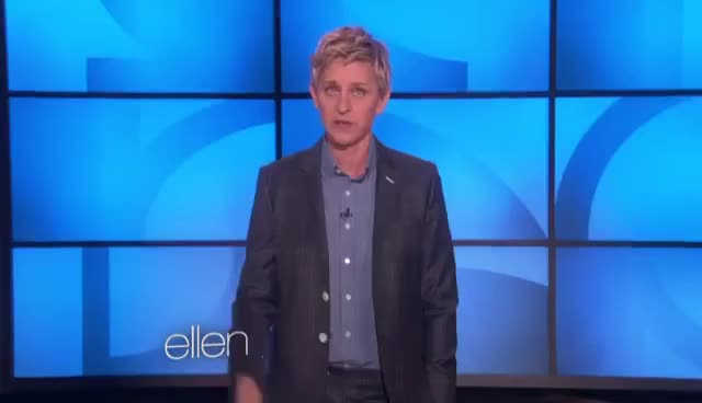 Watch and share Ellen GIFs on Gfycat