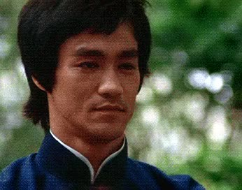 Watch and share Bruce Lee GIFs by Ibis López on Gfycat