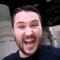 Watch Wil Wheaton Rampaging GIF on Gfycat. Discover more related GIFs on Gfycat