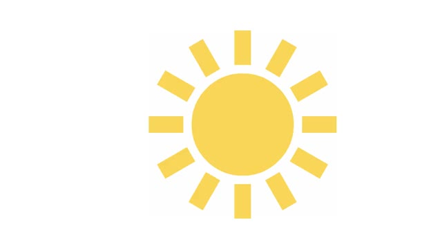 Watch and share Updated BBC Weather Icon set GIFs on Gfycat