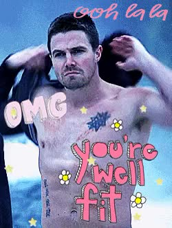 Watch and share Oliver Queen Edit GIFs and Stephen Amell GIFs on Gfycat