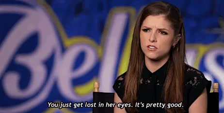 Watch and share Pitch Perfect 2 GIFs and Anna Kendrick GIFs on Gfycat