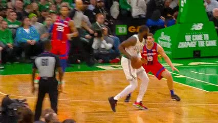 Watch and share Boston Celtics GIFs by Off-Hand on Gfycat