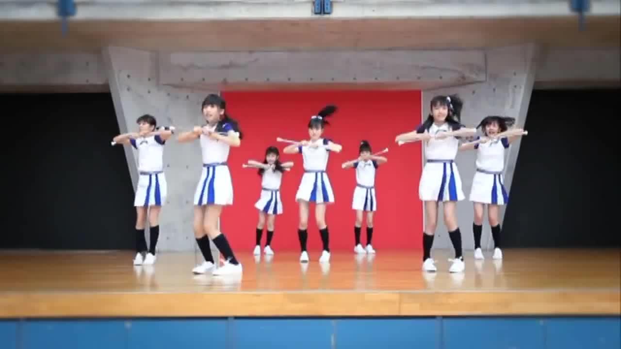 Sakura Gakuin, Twinklestars, Twinklestars - Please! Please! Please! GIFs
