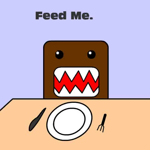 Watch Feed me GIF on Gfycat. Discover more related GIFs on Gfycat