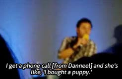 Watch and share Dallascon 2013 GIFs and Ackles Family GIFs on Gfycat