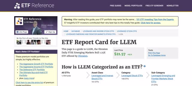 Watch and share ETF Reference Ticker Page animated stickers on Gfycat