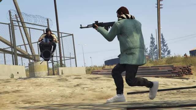 Watch and share Grand Theft Auto V 20190926030115 GIFs on Gfycat