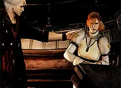 Watch and share Devil May Cry 4 GIFs and Nero X Kyrie GIFs on Gfycat