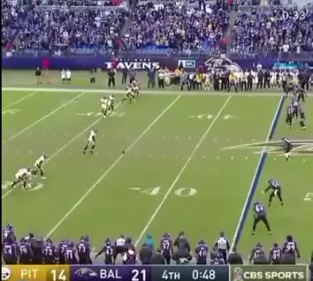 Watch and share  November 6 2016: Down By 7 The Steelers And Chris Boswell Elect To Try An Unconventional Onside Kick, And It Goes... Not Great GIFs on Gfycat