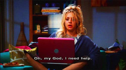 Kaley Cuoco, big bang theory, binge watching, lazy, netflix, penny, Big Bang Theory Penny Binge Watch GIFs