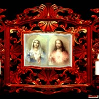 Watch and share Mother Mary & Christ Jesus GIFs on Gfycat