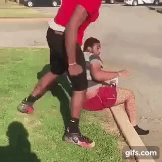 BetterEveryLoop, The best defense is your opponent being an idiot (reddit) GIFs