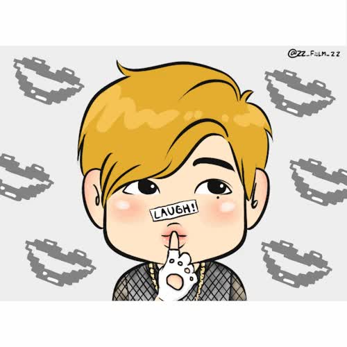 Watch and share Got7fanart GIFs and Bambam GIFs on Gfycat