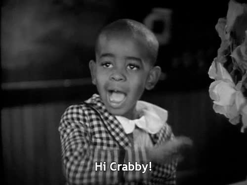 Watch and share Crabby GIFs on Gfycat