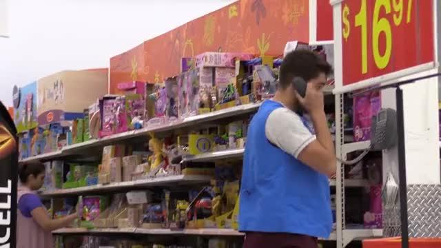 Watch and share Fake Walmart Employee Prank! (ON THE INTERCOM) GIFs on Gfycat