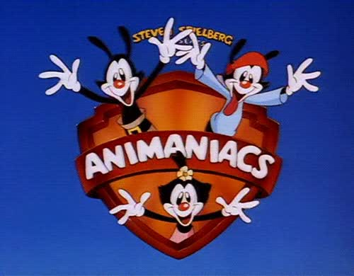 Watch and share Animaniacs GIFs on Gfycat