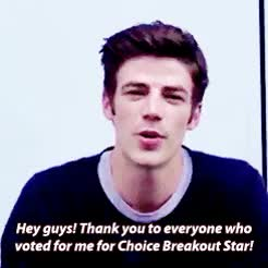 Watch and share Grant Gustin GIFs and To Be Tagged GIFs on Gfycat
