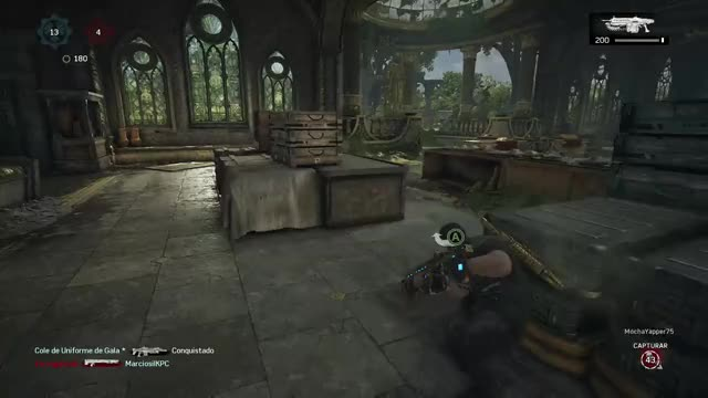 Watch this GIF by Xbox DVR (@xboxdvr) on Gfycat. Discover more GearsofWar4, eduhunter30, xbox, xbox dvr, xbox one GIFs on Gfycat