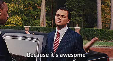 Watch and share Leonardo Dicaprio GIFs and Money Is My Life GIFs on Gfycat