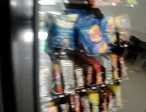 Watch and share Vending Machine GIFs and Chips GIFs on Gfycat
