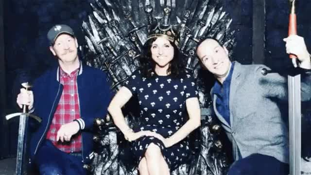 Watch and share Iron Throne GIFs and Veep GIFs on Gfycat