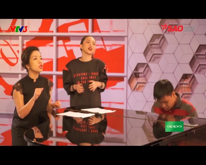 Cố vấn Diva Mỹ Linh sung không thể tưởng khi huấn luyện học trò team Tóc Tiên ảnh 3