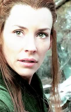 Watch elf ears GIF on Gfycat. Discover more evangeline lilly GIFs on Gfycat