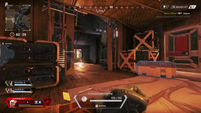 Watch knock knock GIF by @bulletti on Gfycat. Discover more apex legends GIFs on Gfycat