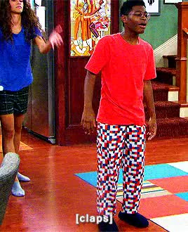 Watch and share Kamil Mcfadden GIFs and Kc Undercover GIFs on Gfycat