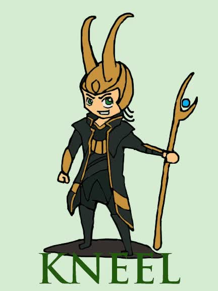 Watch and share Loki GIFs on Gfycat