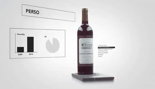 Watch and share Digital Wine Cellar Management Evoe Wine Technologies GIFs on Gfycat