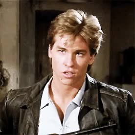 Watch and share Val Kilmer GIFs on Gfycat