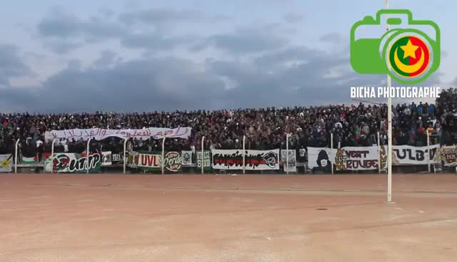 Watch and share Craquage Virage Sud Ess 0-0 MCA كراكاج  فيراج سود 2015 GIFs on Gfycat