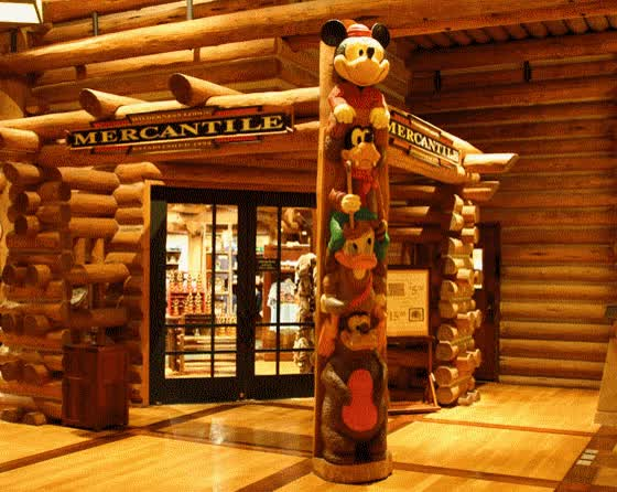 Watch Wilderness Lodge Resort GIF on Gfycat. Discover more related GIFs on Gfycat