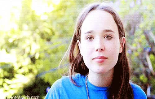 Watch and share Ellen Page GIFs on Gfycat