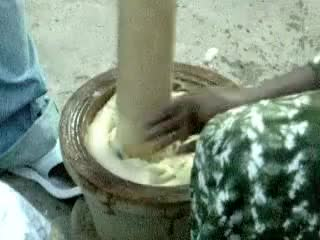 Watch Making fufu in Accra GIF on Gfycat. Discover more related GIFs on Gfycat