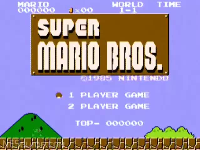 Watch and share Super Mario Bros GIFs and Retro Gaming GIFs by Arcade Room on Gfycat