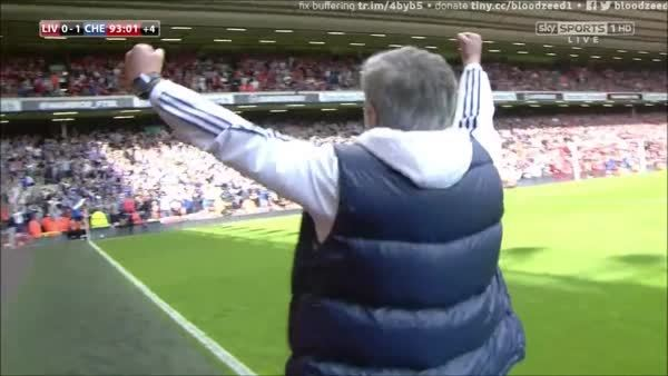mourinhogifs, rangers, Liverpool 0 - 2 Chelsea (reddit) GIFs