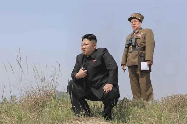 Watch and share Kim Jong Un GIFs on Gfycat