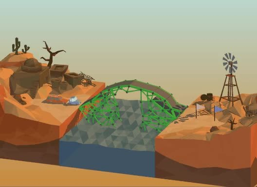 polybridge, When you spend so much time on a level that you don't care anymore #justpolybridgethings (reddit) GIFs