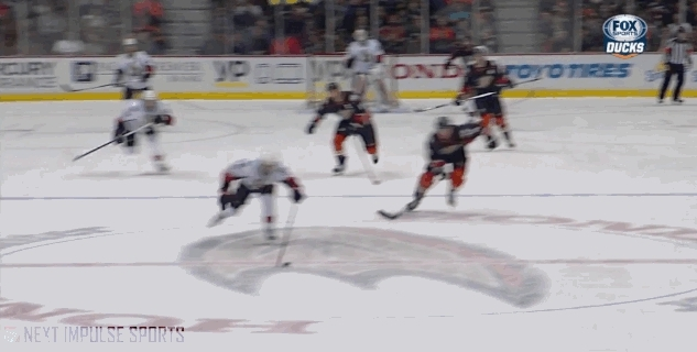 fantasyhockey, yesyesyesno, Bobby Ryan with a rather unsuccessful breakaway attempt. (reddit) GIFs