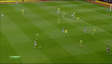 Watch Christian Benteke. Aston Villa - Norwich. 2013-14 GIF by @fatalali on Gfycat. Discover more related GIFs on Gfycat